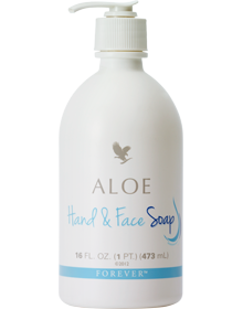 Aloe Hand & Face Soap - yourbodybase