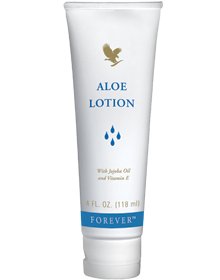 Aloe Lotion - yourbodybase