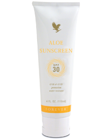 Aloe Sunscreen - yourbodybase