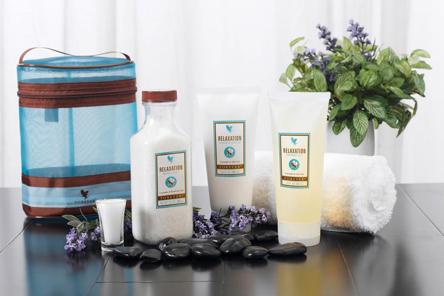 Aloe Vera Produkte zur Entspannung - yourbodybase