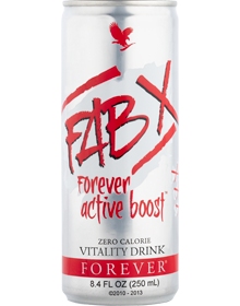 FAB-X Forever Active Boost - yourbodybase
