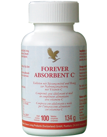 Forever Absorbent C - yourbodybase