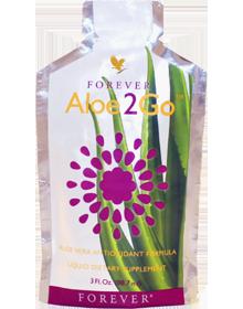 Forever Aloe2Go - yourbodybase