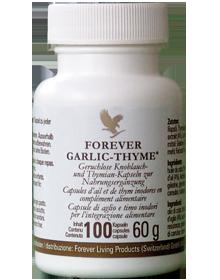 Forever Garlic-Thyme - yourbodybase
