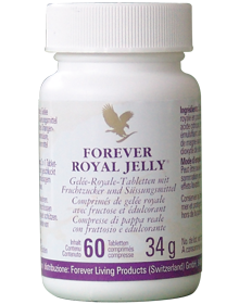 Forever Royal Jelly - yourbodybase