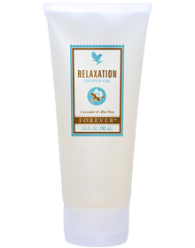 Forever Relaxation Shower Gel - yourbodybase